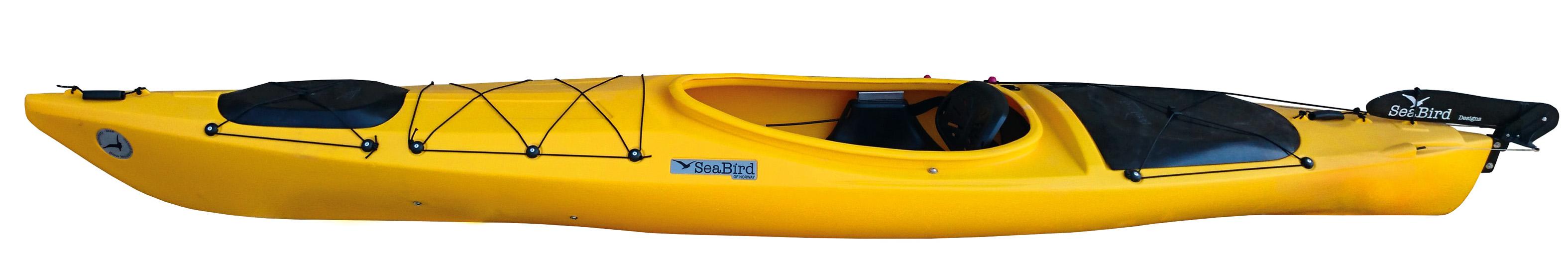 Spritzdecke SeaBird Designs Nylon Größe M und L